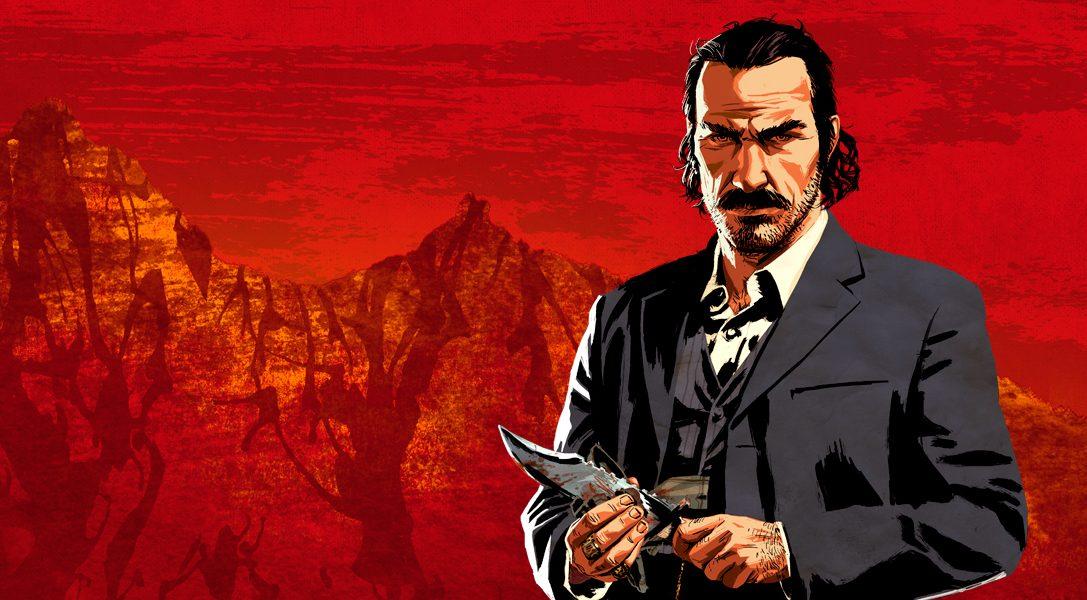 Red Dead Redemption 2 : Rencontrez la bande de Van der Linde