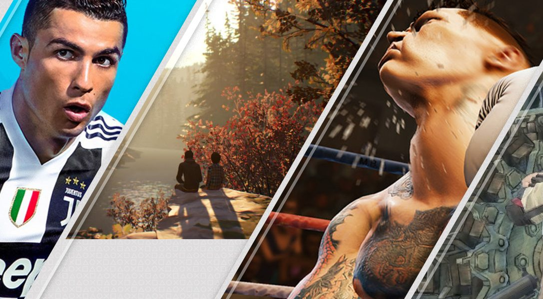 Nouvelles sorties PlayStation Store de la semaine : FIFA 19, Life is Strange 2, Creed, et bien plus