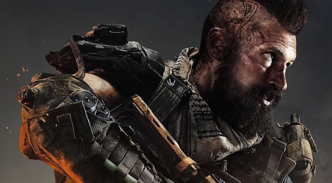 Call of Duty: Black Ops 4 est arrivé ! Bénéficiez de nouveaux contenus en avant-première sur PS4