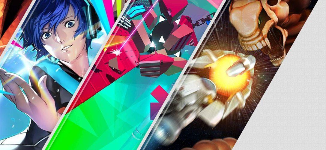 Les nouveautés de la semaine sur PlayStation Store : R-Type Dimensions EX, Scintillatron 4096 et plus encore