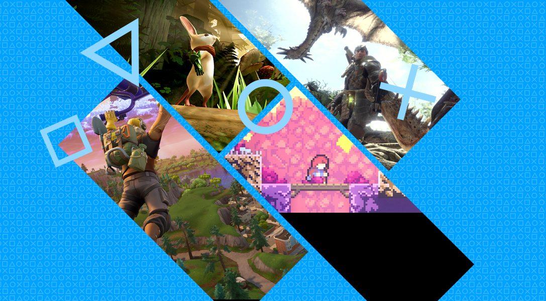 Quiz de l'année2018 du PlayStationBlog