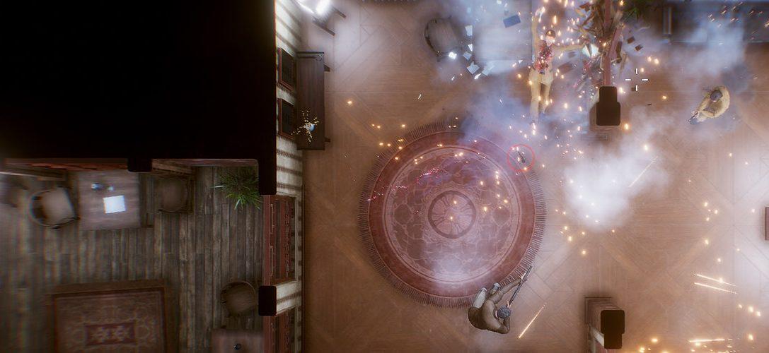 Hong Kong Massacre et ses affrontements stylés en slow-motion débarquent sur PS4 le 22 janvier