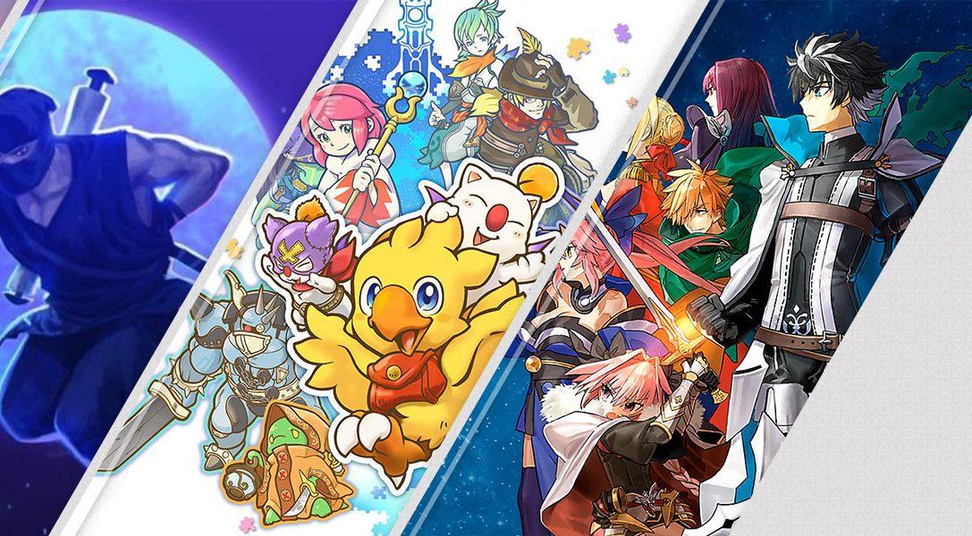 Les nouveautés de la semaine sur le PlayStation Store: Sekiro: Shadows Die Twice, The Messenger, et plus encore