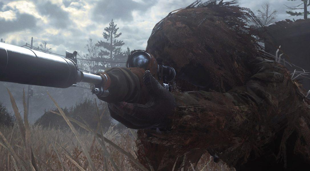6 Astuces Testées en Combat Pour Survivre et Progresser Dans Call of Duty: Modern Warfare Remastered