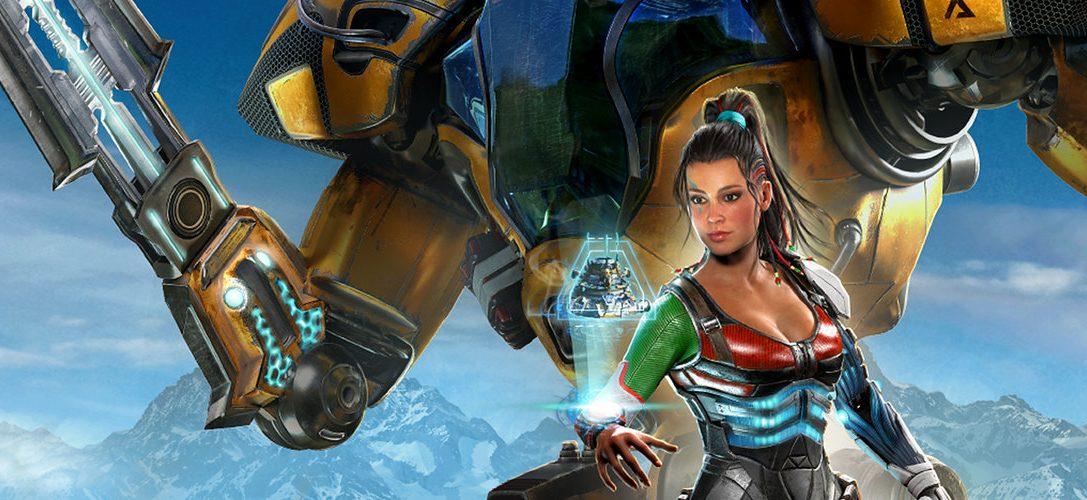 L'action et la construction de base fusionnent dans The Riftbreaker, prochainement sur PS4