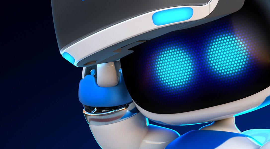 Comment le createur d'Astro Bot Rescue Mission a transformé un simple sketch en une bataille épique contre un boss gorille