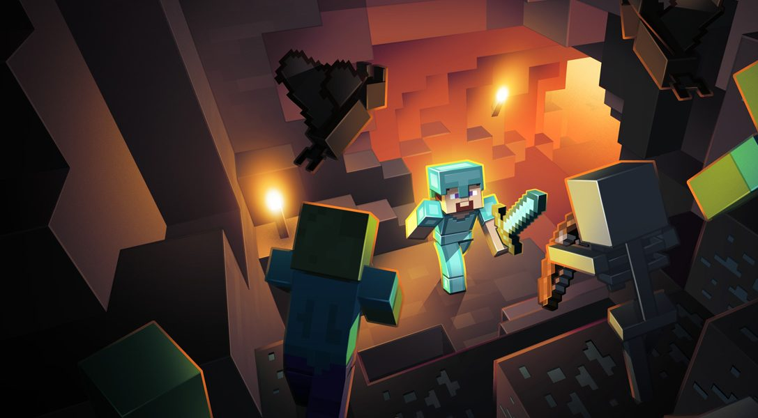 Minecraft en top des ventes de mai sur le PlayStation Store