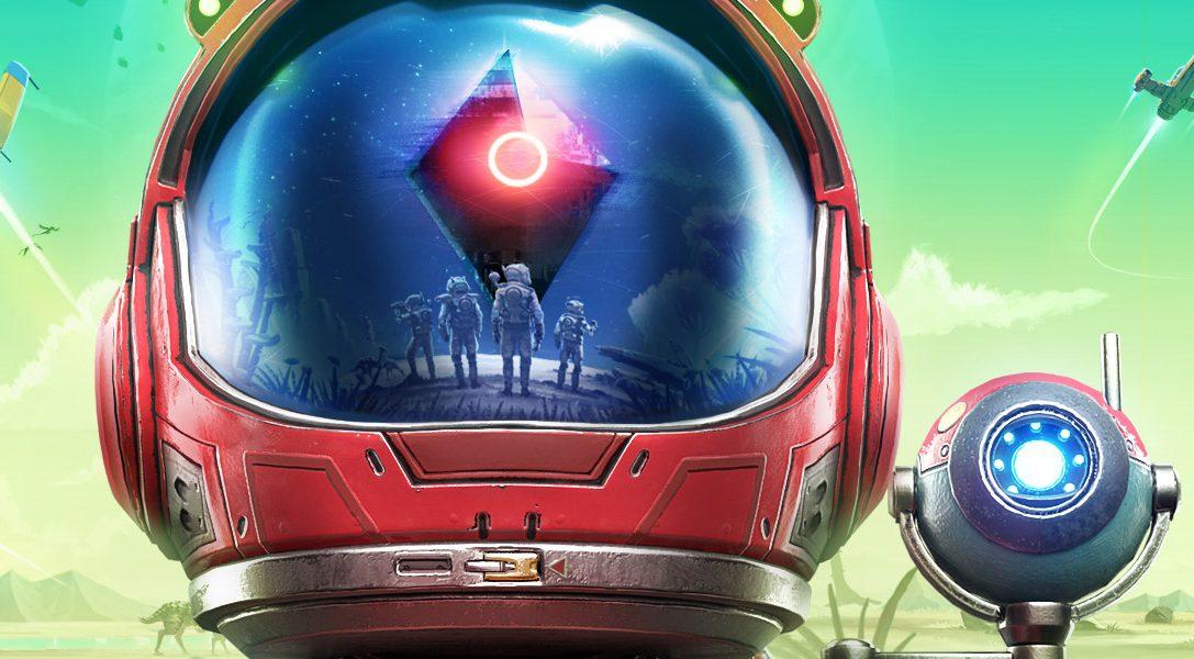 No Man's Sky Beyond sortira en édition physique sur PS4 le mois prochain