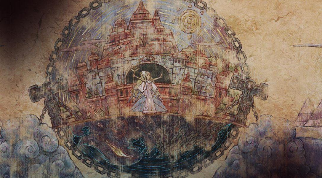 Regardez ces splendides artworks tirés du futur JRPG sur PS4 Oninaki
