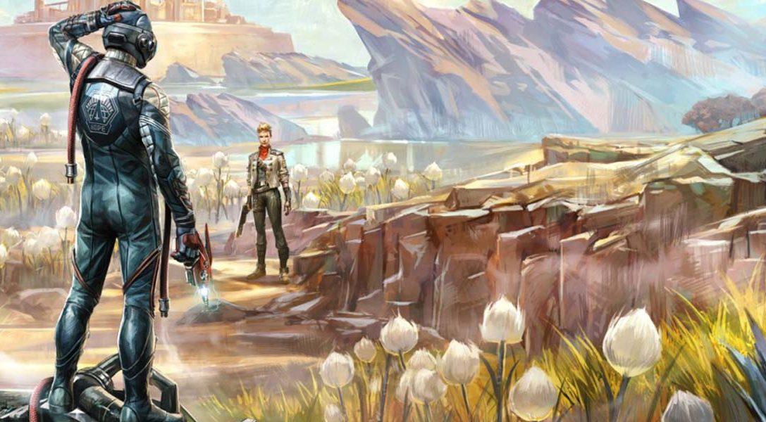 Découvrez votre première grosse décision dans le futur RPG sci-fi The Outer Worlds