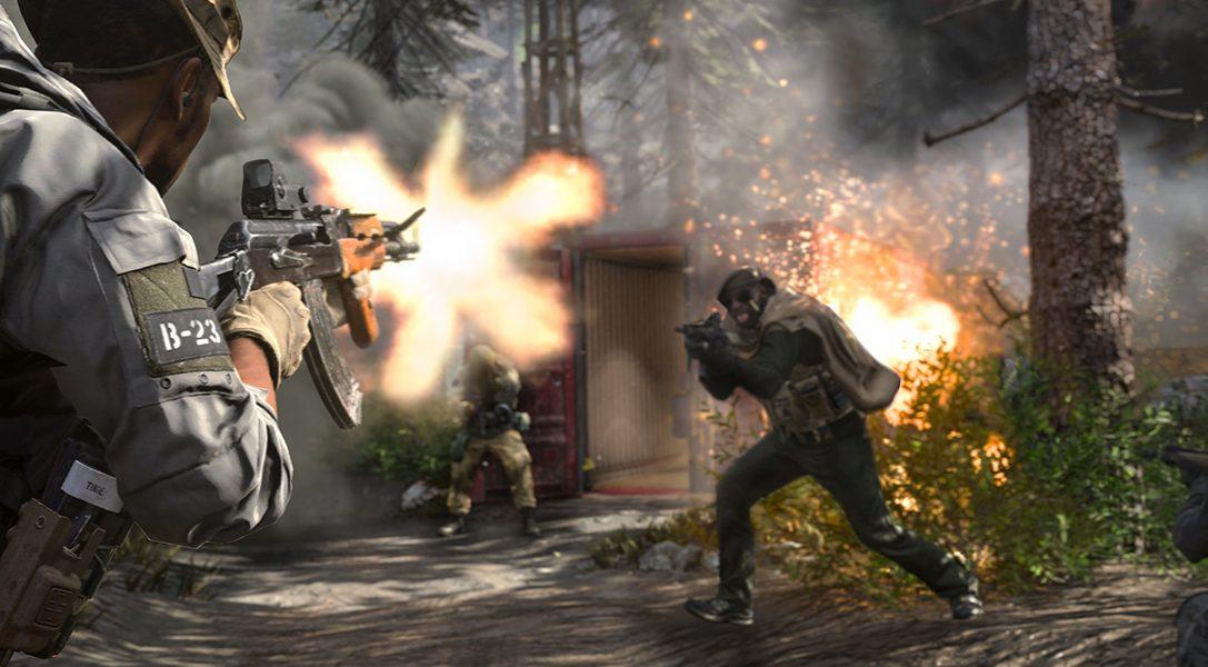 On a mis les mains sur le multijoueur intense et passionnant de Call of Duty: Modern Warfare