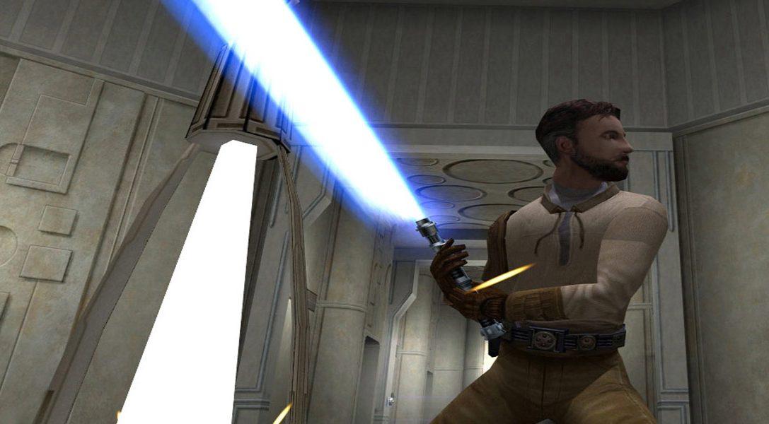 Les trophées PS4 arrivent sur Star Wars Jedi Knight II: Jedi Outcast ; voici comment