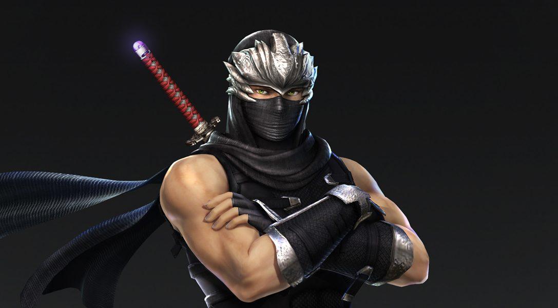 Ryu Hayabusa, le héros de Ninja Gaiden, rejoint la massive sélection de personnages jouables disponible dans Warriors Orochi 4 Ultimate