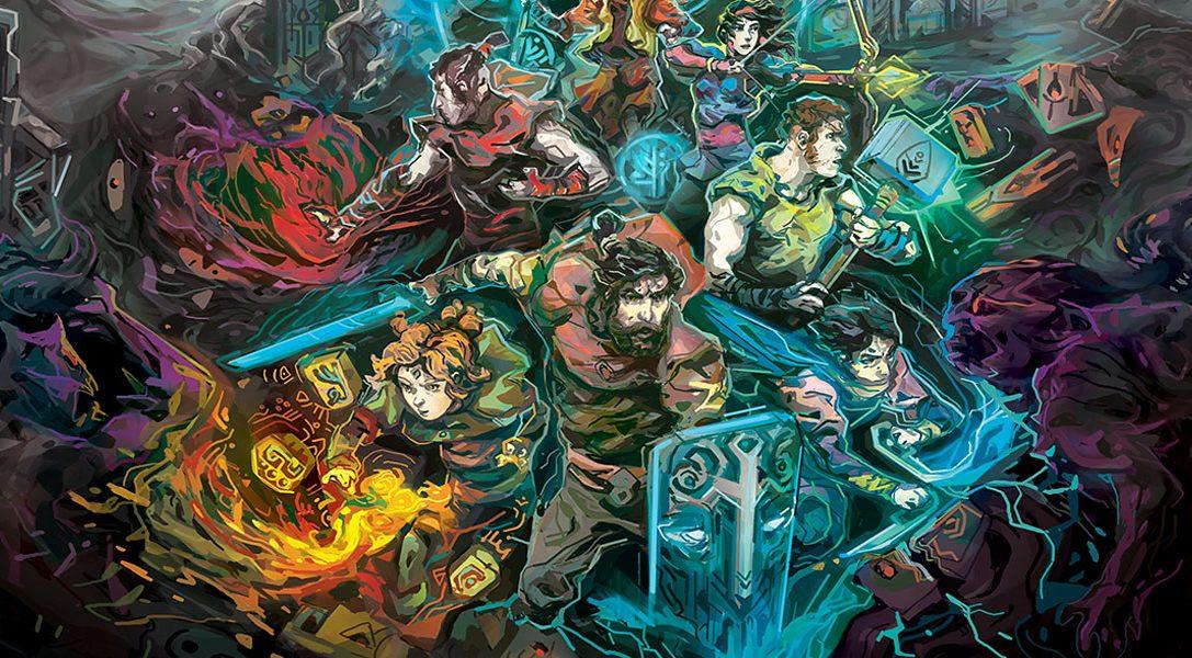 Incarnez une famille de héros et combattez les forces du mal dans le jeu d'action-RPG Children of Morta, demain sur PS4