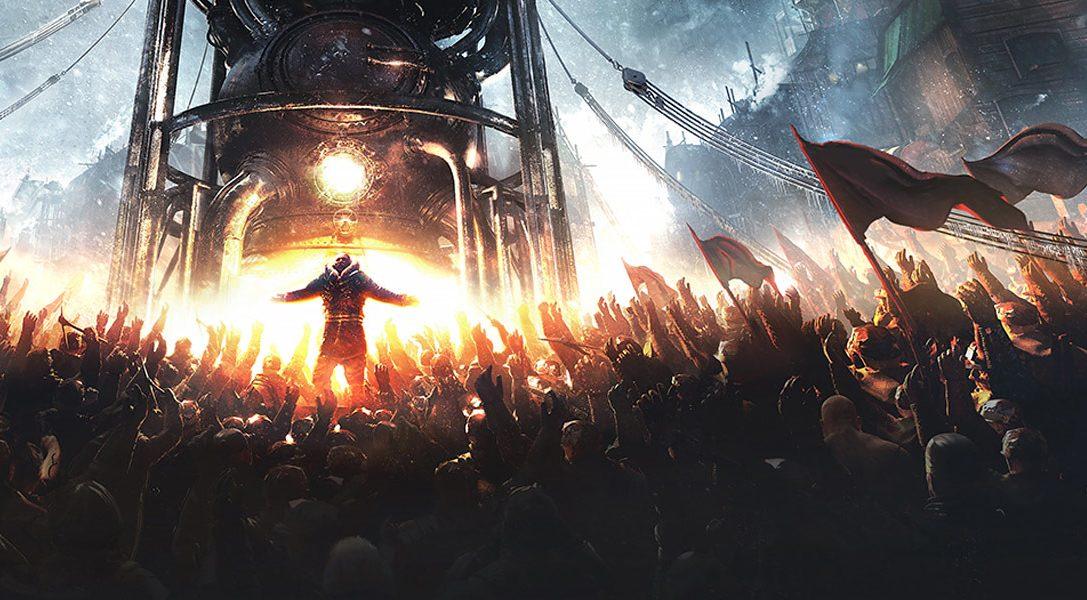 Découvrez comment le gameplay du jeu de survie stratégique Frostpunk: Console Edition a été optimisé pour la PS4