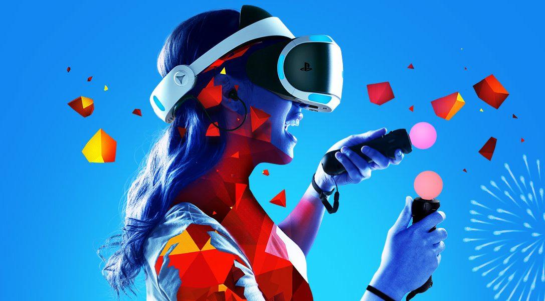 PlayStation VR célèbre son troisième anniversaire avec de nouvelles réductions dans le PS Store