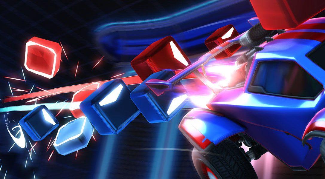 Le mashup Beat Saber et Rocket League est annoncé, du nouveau contenu est ajouté aux deux jeux dès aujourd'hui