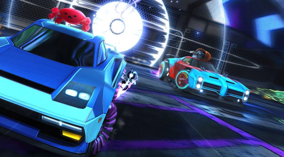La mise à jour de Rocket League du mois prochain introduit le Rocket Pass 5, la boutique d'objets, les plans de fabrication et plus encore