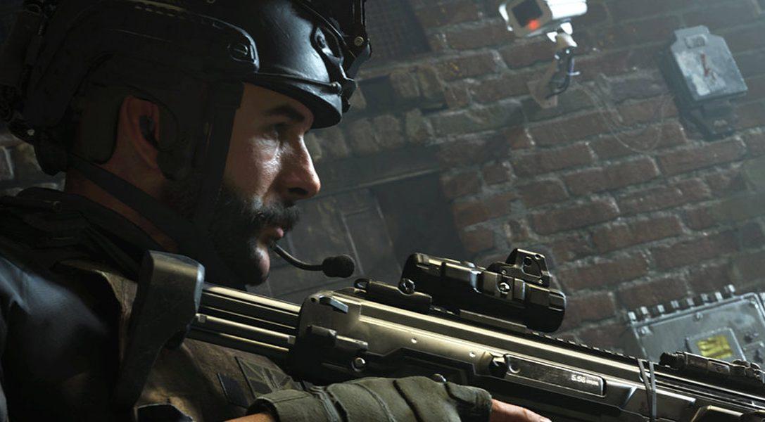 Call of Duty: Modern Warfare a été le jeu le plus téléchargé sur PlayStation Store en novembre
