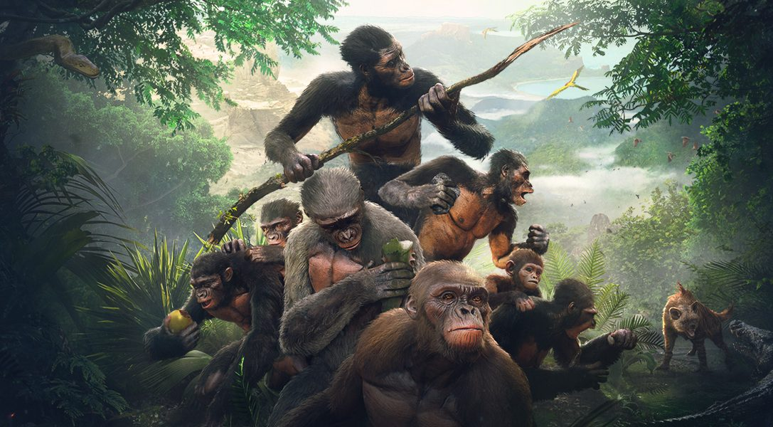 Une lettre de Patrice Désilets, Directeur Créatif sur Ancestors: The Humankind Odyssey