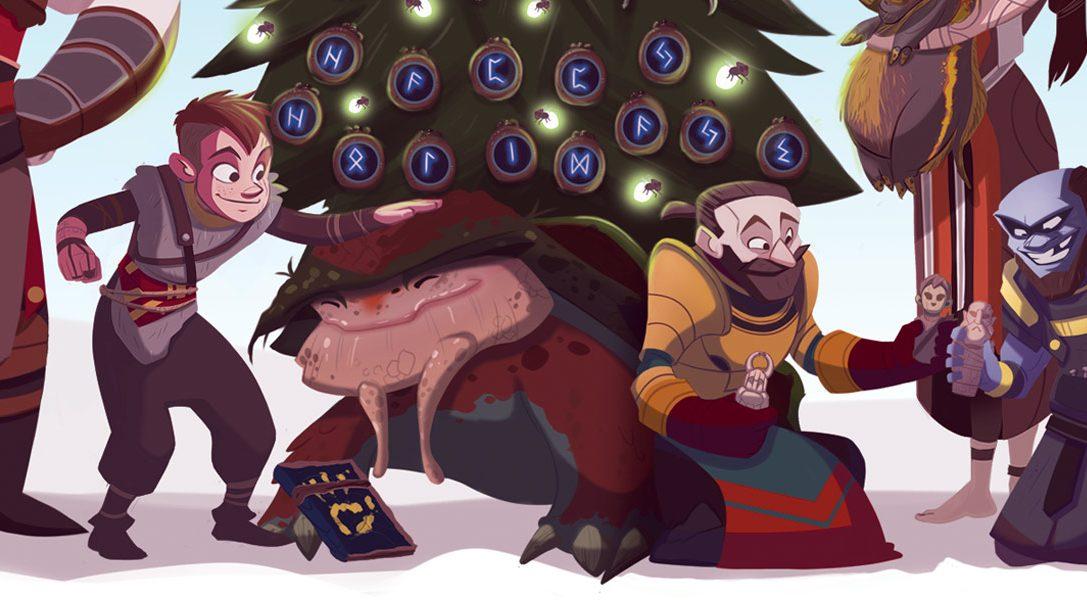 Joyeuses fêtes de la part de PlayStation.Blog et de nos équipes du monde entier