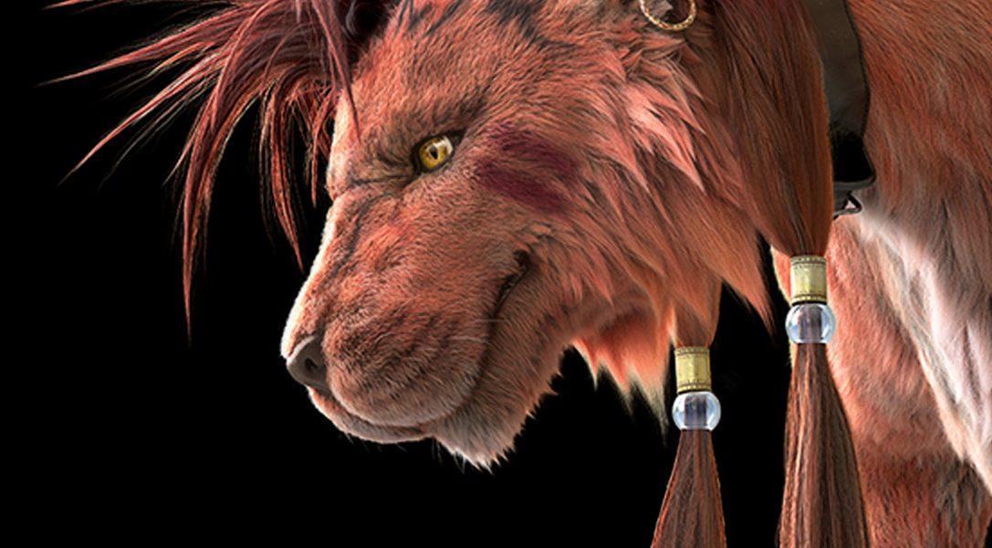 De nouvelles captures d'écran de Final Fantasy VII Remake présentent Red XIII, des quêtes secondaires et bien plus