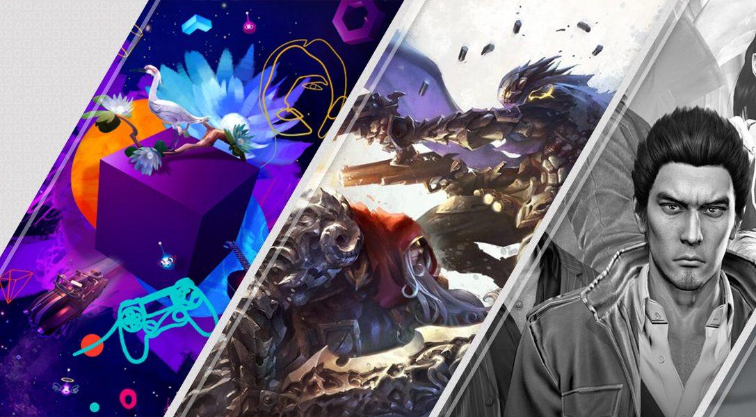 Voici les nouveautés de la semaine sur le PlayStation Store