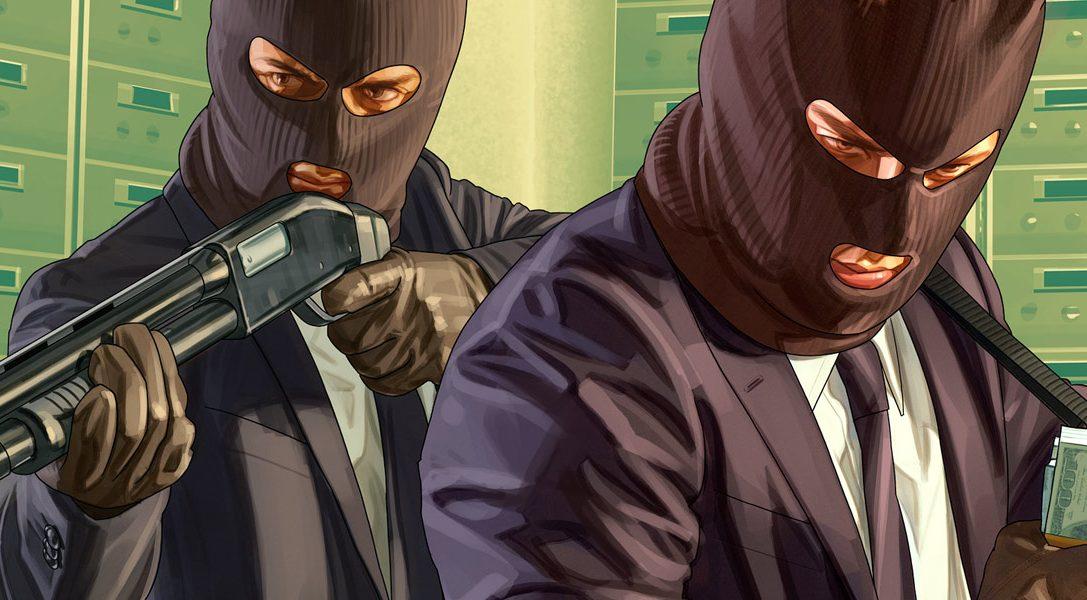 Grand Theft Auto V est le jeu le plus téléchargé sur le PlayStation Store au mois de janvier