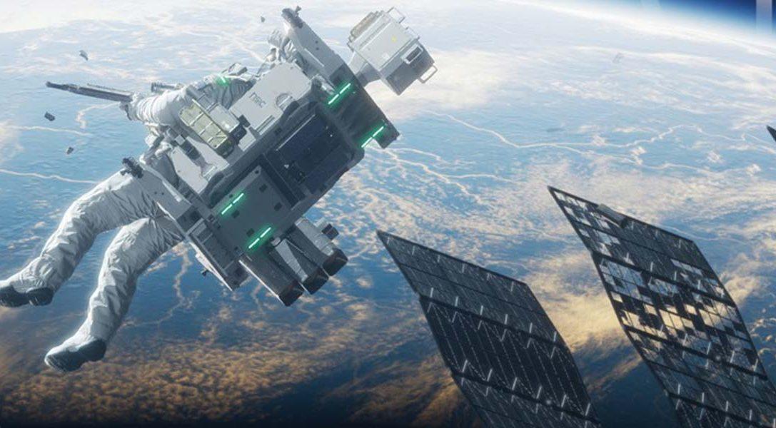 Le jeu de tir spatial Boundary arrive sur PS4 en cette année