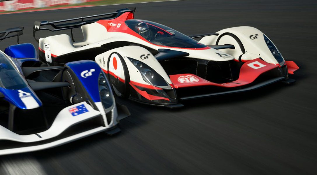 Départ des FIA Gran Turismo Championships 2020 le 25 avril