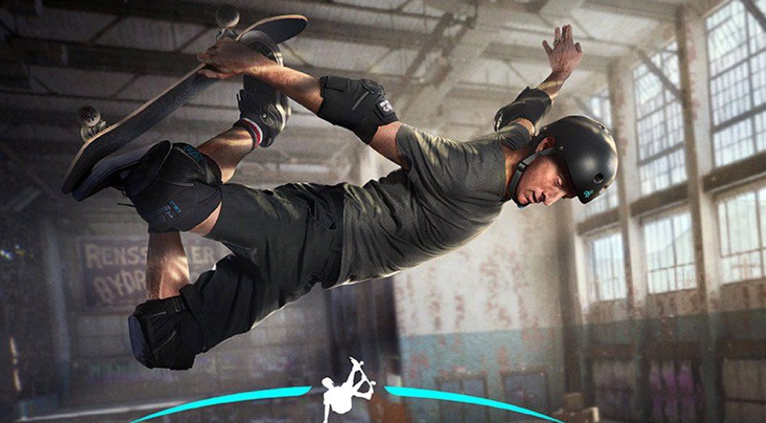 Préparez-vous à grinder avec Tony Hawk's Pro Skater 1 et 2