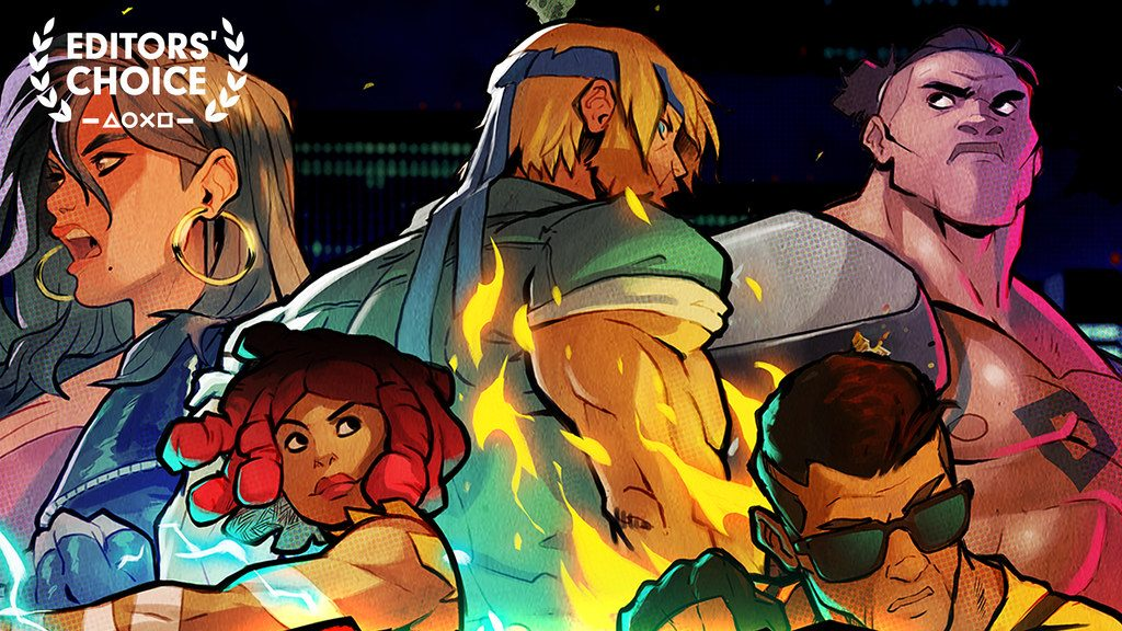 Streets of Rage 4, l'exemple parfait du jeu facile à prendre en main.