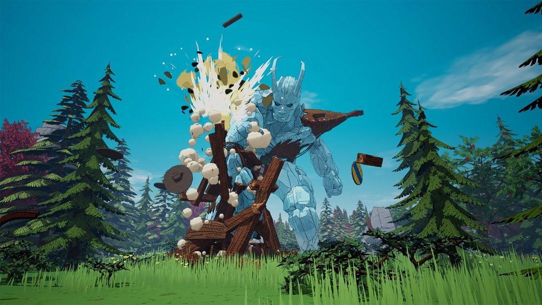 Tribes of Midgard arrive sur console en rejoignant le catalogue de la PlayStation 5 en 2021