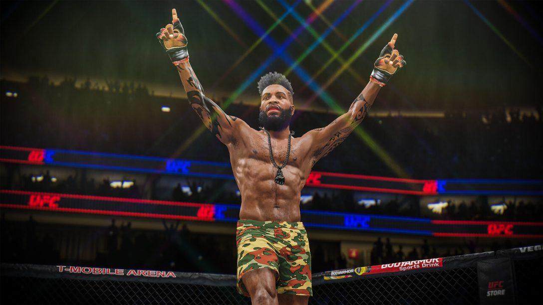 Explication détaillée du système de combat amélioré de EA Sports UFC 4