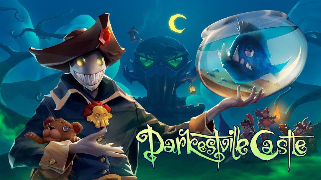 Darkestville Castle, un jeu d'aventure classique en point-and-click, débarque dès demain sur PS4.