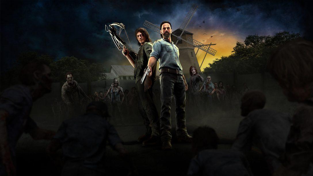 The Walking Dead Onslaught sort sur PS VR le 29 septembre