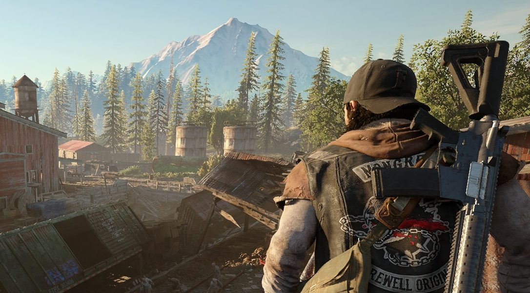 Представляем Days Gone для PS4 — новое приключение в открытом мире от Bend Studio