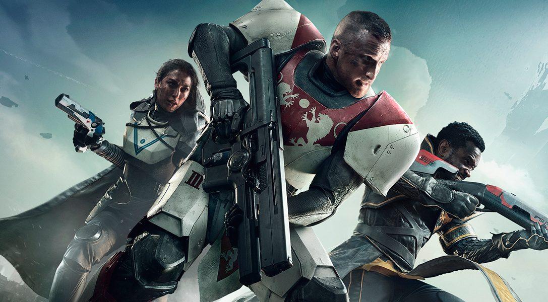 Первый трейлер Destiny 2 и подробности о дате выхода