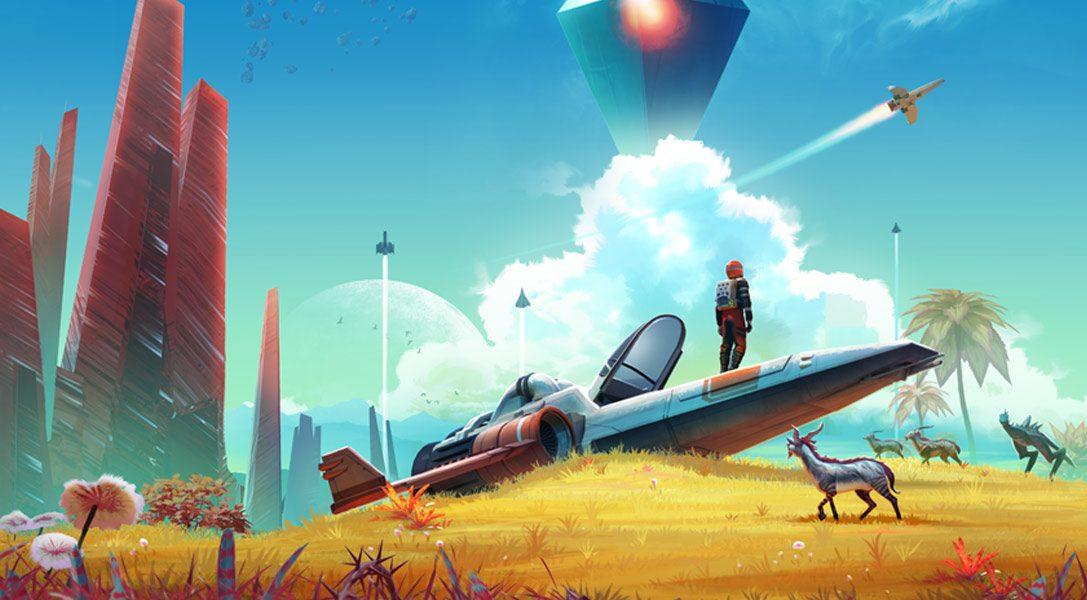 Встречайте No Man's Sky: Atlas Rises — новый сюжет, новые полеты, новые возможности