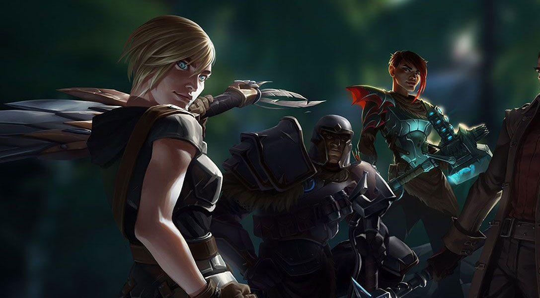 Бесплатная ролевая игра с боями против монстров Dauntless 21 мая выходит на PS4