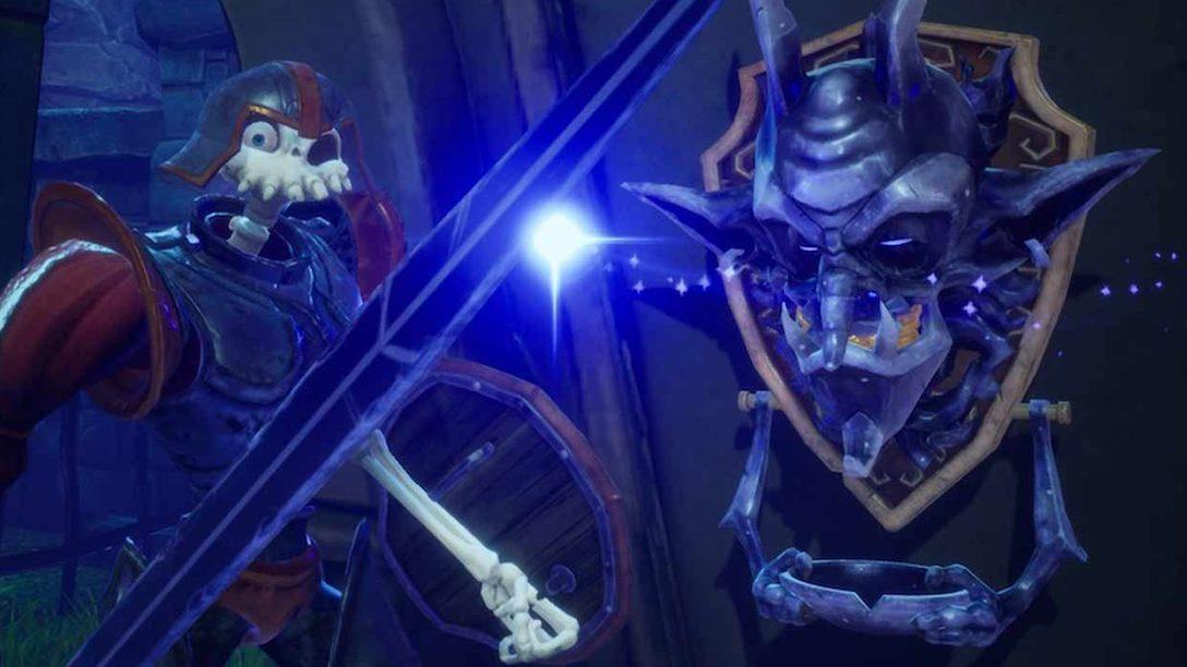Демо-версия MediEvil для PS4 появилась в PlayStation Store