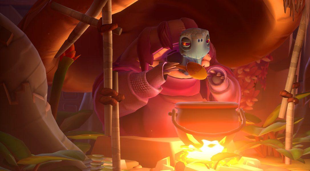 Студия Hello Games анонсировала новую приключенческую игру The Last Campfire — на PS4 уже летом