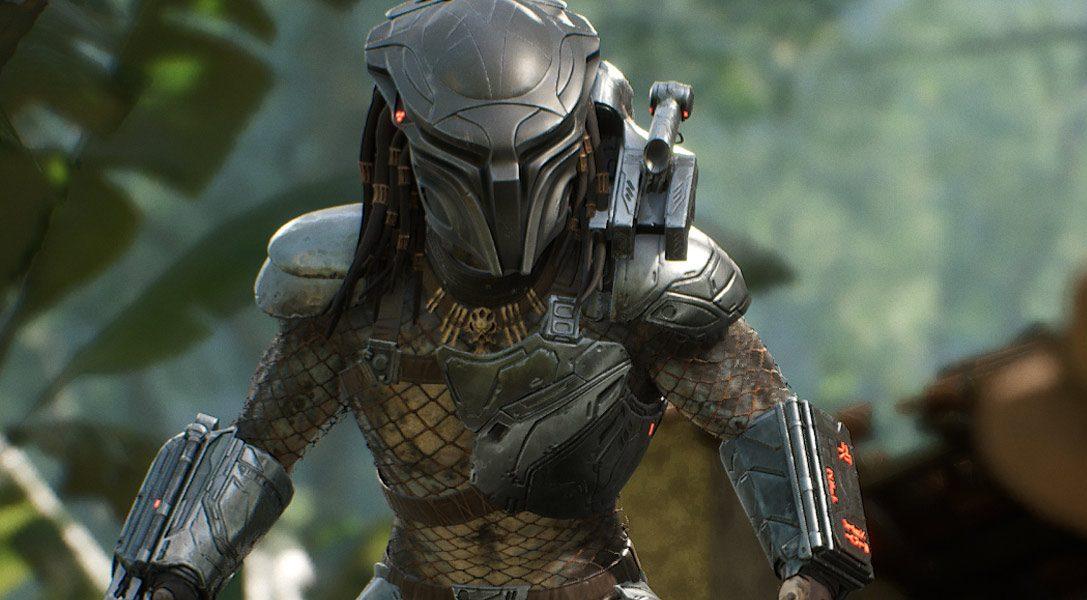 Predator: Hunting Grounds — охота начинается в пятницу