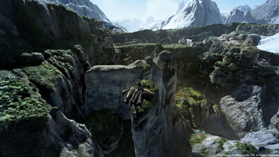 Первый взгляд на Project Athia. Разработано специально для PS5 ...