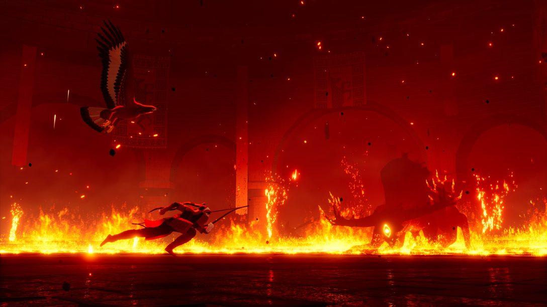 The Pathless выходит на PS5