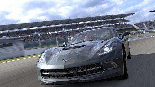 Nuovo DLC per Gran Turismo 5: svelata la 2014 Corvette Stingray Final Prototype