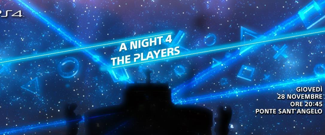 A Night 4 The Players – Il diario di Alfredo Rizzo