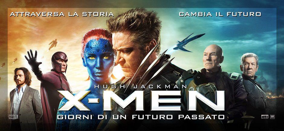 X-Men: Giorni di un Futuro Passato da oggi al cinema!