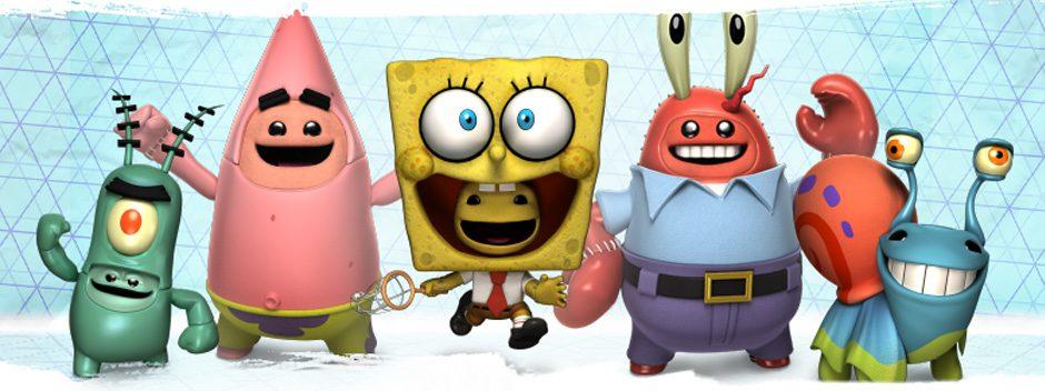 Questa settimana LittleBigPlanet 3 dà il benvenuto al contenuto scaricabile di SpongeBob