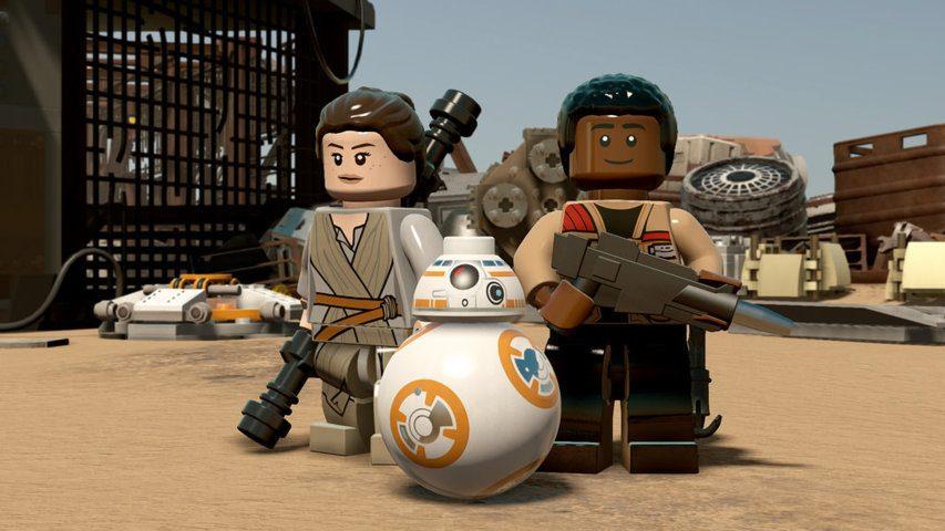 Gioca ora su PS4 la demo di LEGO Star Wars: Il Risveglio della Forza